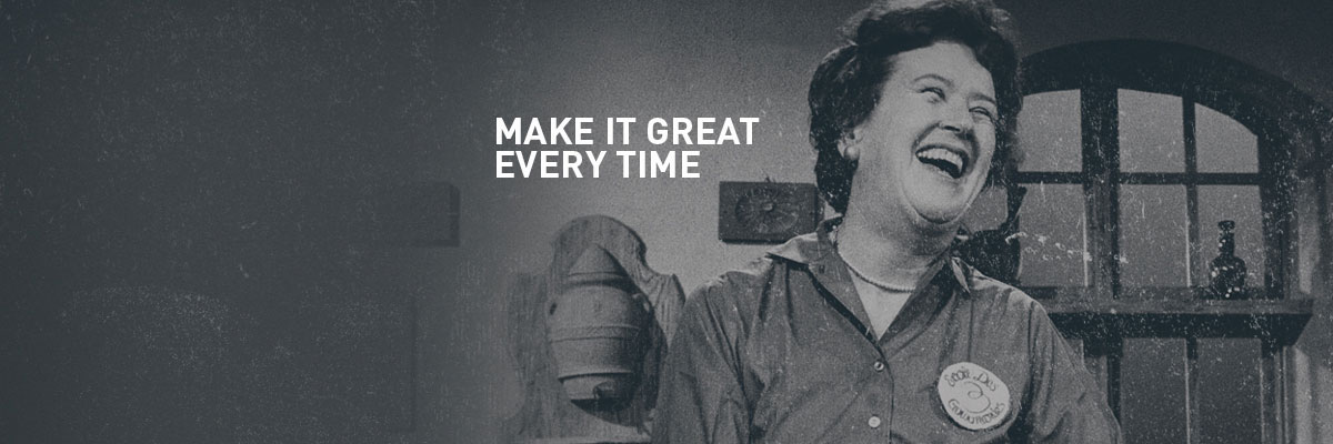 Cult's Core Values: Make it Great Every Time