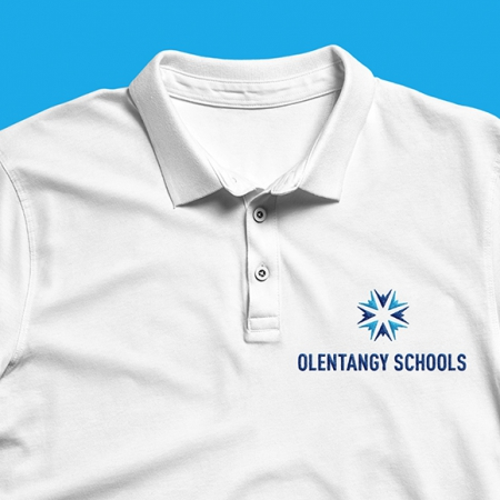 Olentangy Schools Polo Shirt